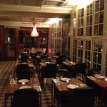the main dining room - casual yet classy