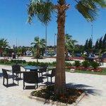 Al Afandi Cafe Terrace