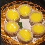 Mini Egg Custard