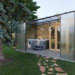 Espace jacuzzi et sauna