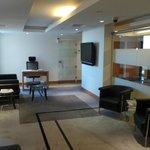 Executive Floors Lounge