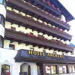 questa è la facciata dell'hotel