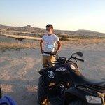 ATV ile SUNSET turu yapacaksanız EKREM !!! :))