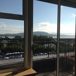 Radisson Blu Sligo, balcony view
