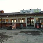 Elgkroa på Røra i Inderøy kommune
