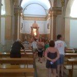 Iglesia Peñiscola castillo