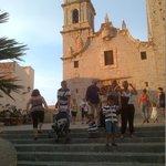 iglesia castillo Papa Luna