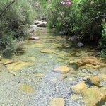 agua flores y tranquilidad es el caracter de akchour
