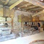 le vieux moulin d'huile de noix