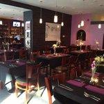 bar & dinning room