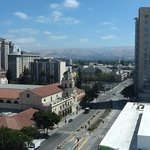 View of San Jose from room 1123