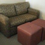 sofa seating area