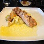 salmon (kid's dish)