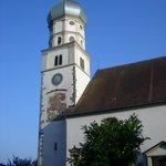 Kirche in Wasserburg