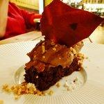 Raffiniertes Dessert