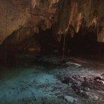 Entrada principal al cenote