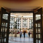 Entry to the awesome rotunda at West Baden
