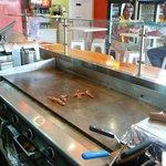 impressive flat grill