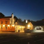 The Five Bells   by night