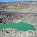 Santa Ana crater