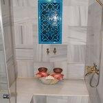 Banho turco do quarto!!!