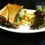 Chicken Club Sandwich - Great Value!