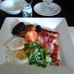 linden house breakfast