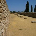 Empúries-roman area