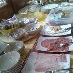 abbondante colazione