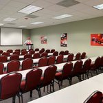 Meeting and party rooms available