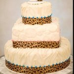 My wedding cake! 2-23-12 from Texas Star Bakery