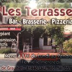 Bar Brasserie Les Terrasses
