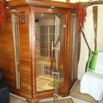 sauna le castagné auch gers
