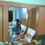 mirror n cupboard