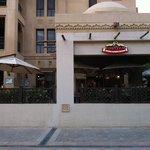 800 pizza downtown Dubai
