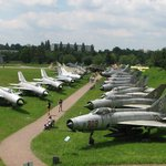 Cold war jet fighters