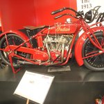 1924 Indian Chief motorcycle