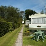 Valley View - No.1-4 are all Classic Willerby Westmorland Luxury 4 Berth Static Caravan