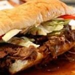 NEW ORLEANS ROAST BEEF POBOY