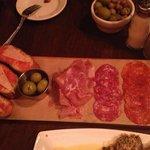 Ham plate- very good