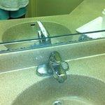 nasty sink