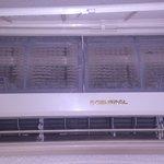 Estado de limpieza del filtro del aire acondiccionado