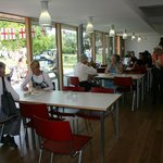 Oasis Cafe at Valence House