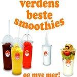 Verdens beste smoothies