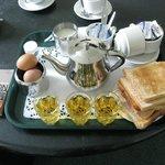 Enkel frukost