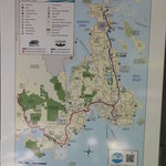 Galloping Goose & Lochside Trail Maps