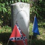 Confederate Grave - Mt. Olivet Cemetary