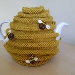 Traditional tea cozies