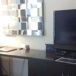 Desk/ Work Area