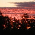 Fabulous sunsets!